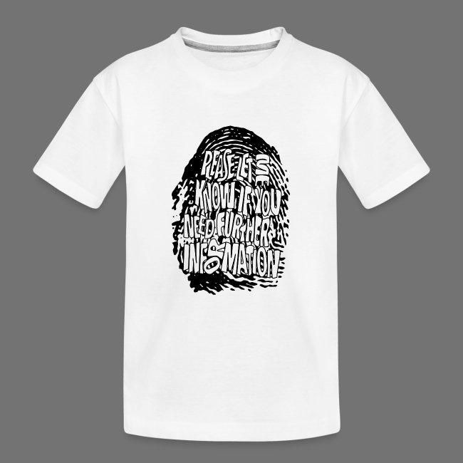 Fingerprint DNA (black)