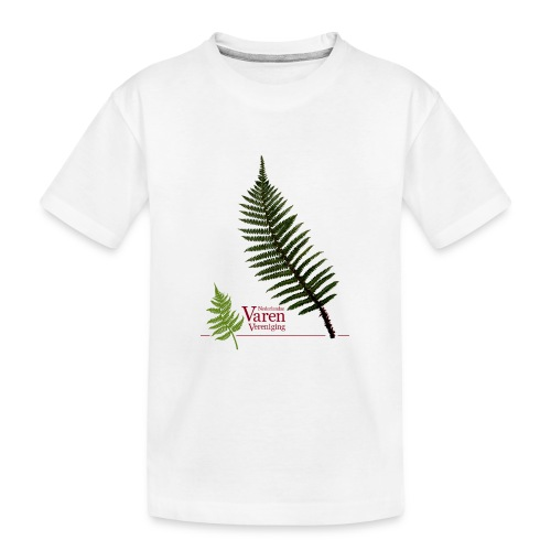Polyblepharum - Teenager premium biologisch T-shirt