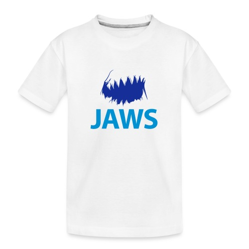 Jaws Dangerous T-Shirt - Teenager Premium Organic T-Shirt