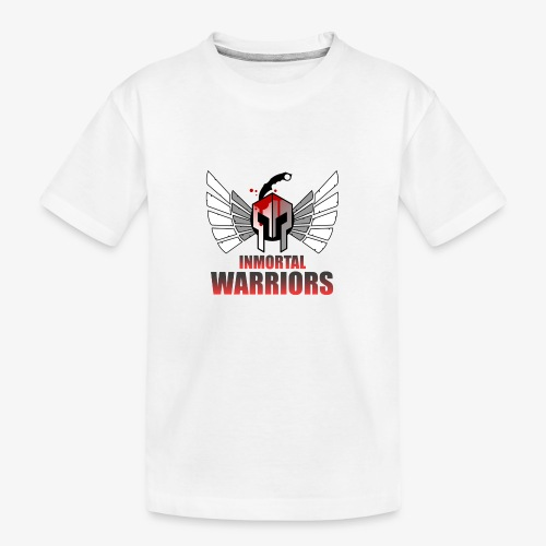 The Inmortal Warriors Team - Teenager Premium Organic T-Shirt