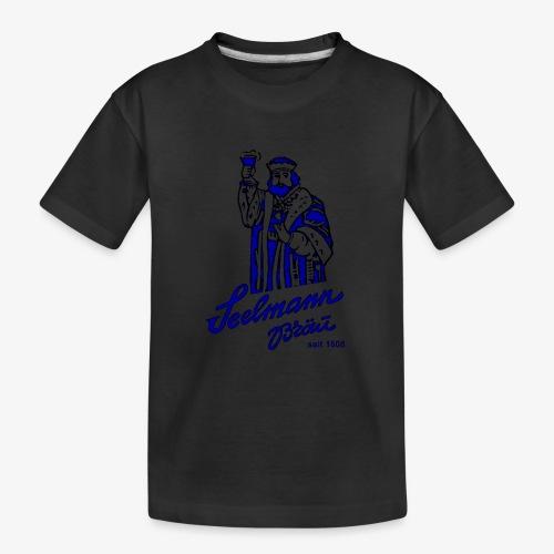 krugNovA2 gif - Teenager Premium Bio T-Shirt