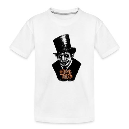 Halloween Death - Teenager Premium Organic T-Shirt