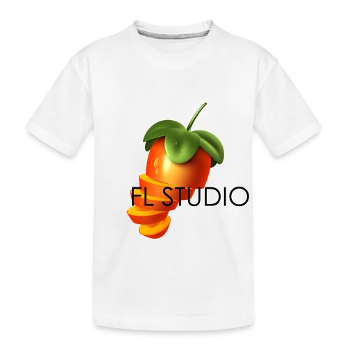 Sliced Sweaty Fruit - Teenager Premium Organic T-Shirt