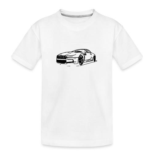 Aston Martin - Teenager Premium Organic T-Shirt
