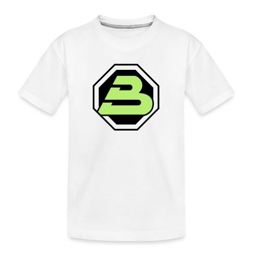 Blacktron 2 - T-shirt bio Premium Ado