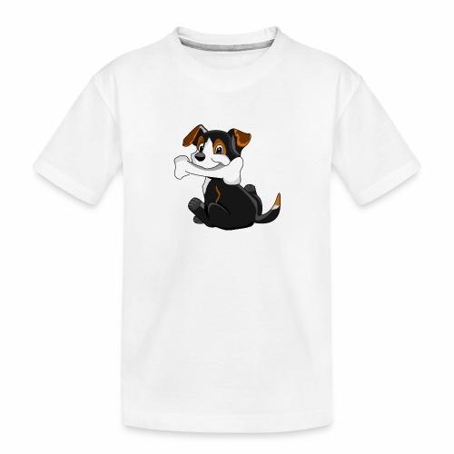 Chiot - T-shirt bio Premium Ado