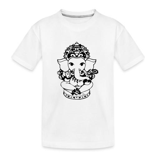Wee Ganesh - Teenager Premium Organic T-Shirt