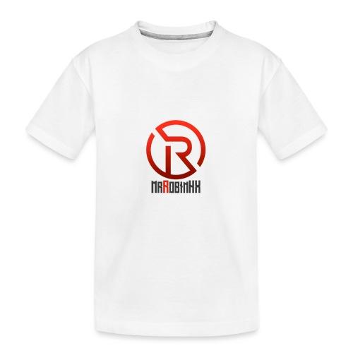 MrRobinhx - Premium økologisk T-skjorte for tenåringer