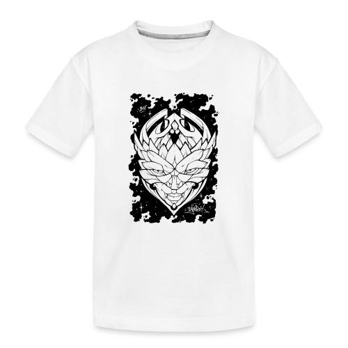 Galactic Stranger - Comics Design - T-shirt bio Premium Ado