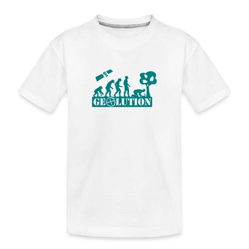 Geolution - 1color - 2O12 - Teenager Premium Bio T-Shirt