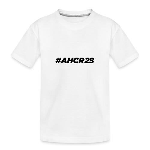 ahcr28 - Teenager Premium Organic T-Shirt