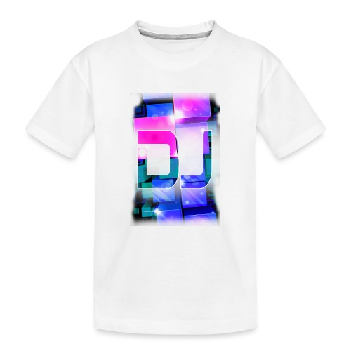 DJ by Florian VIRIOT - T-shirt bio Premium Ado