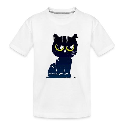 Black Cat 2 - T-shirt bio Premium Ado
