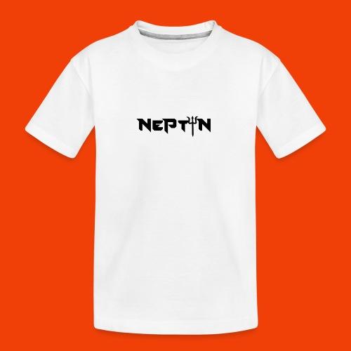 LOGO NEPTUN - Camiseta orgánica premium adolescente