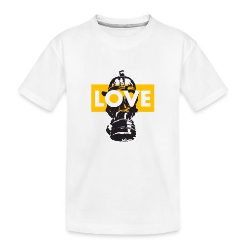 L'amour - T-shirt bio Premium Ado