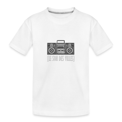Ghetto blaster by LSDV - T-shirt bio Premium Ado