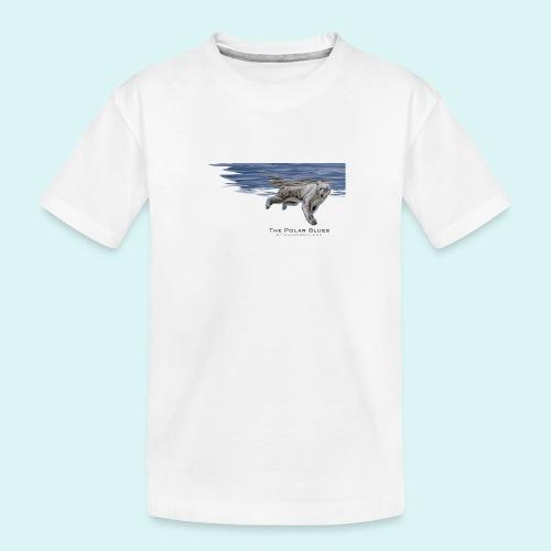 Polar-Blues-SpSh - Teenager Premium Organic T-Shirt