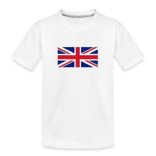 United Kingdom - Teenager Premium Organic T-Shirt