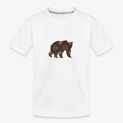 alouci x lv - Ekologisk premium-T-shirt tonåring