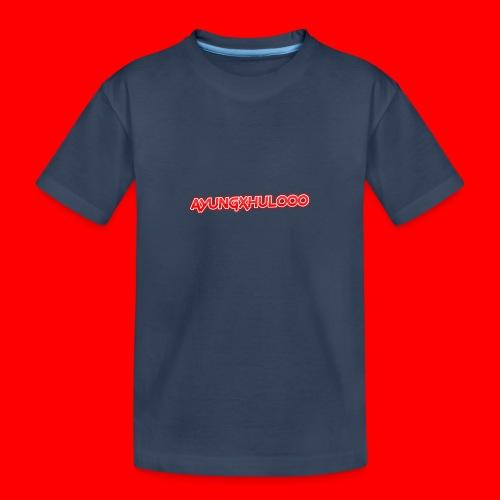 AYungXhulooo - Neon Redd - Teenager Premium Organic T-Shirt