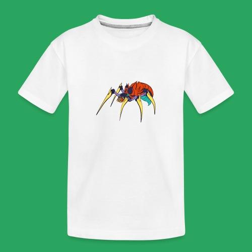 spider man frankenstein monster computer icons car - Maglietta ecologica premium per ragazzi