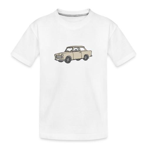Trabi, Trabant (papyrus) - Teenager Premium Bio T-Shirt
