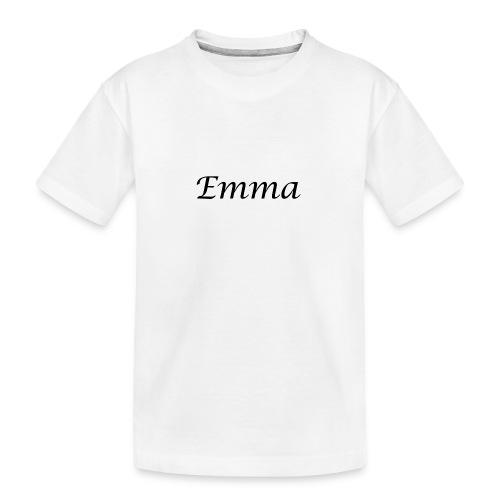 Emma - Teenager Premium Bio T-Shirt