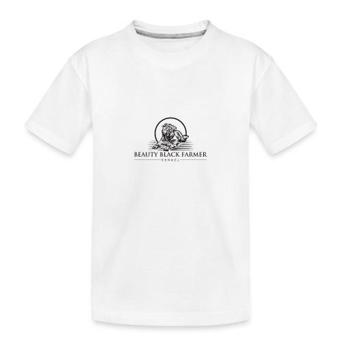 Beauty Black Farmer - Teenager Premium Bio T-Shirt