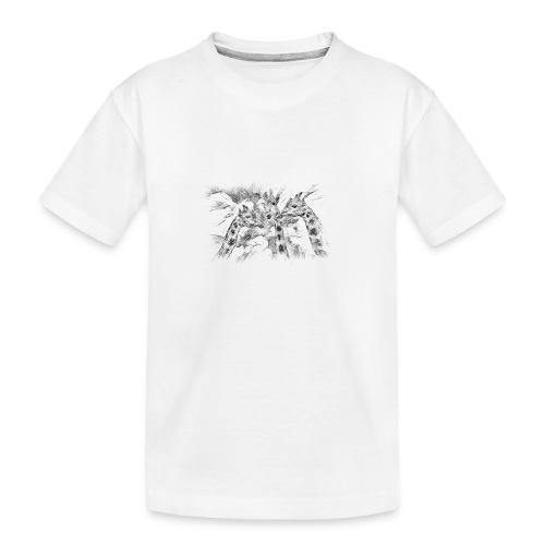 les girafes bavardes - T-shirt bio Premium Ado
