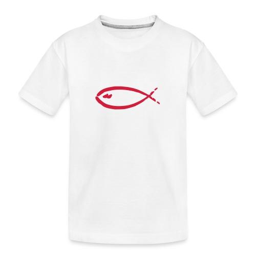 fish - Teenager Premium Bio T-Shirt