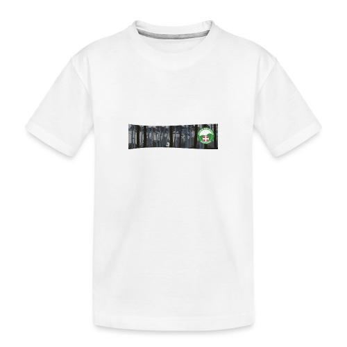 HANTSAR Forest - Teenager Premium Organic T-Shirt