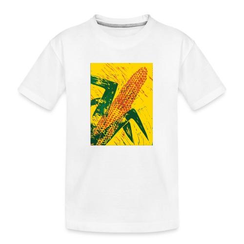 Mais rot - Teenager Premium Bio T-Shirt