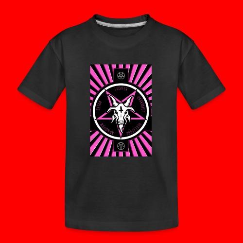 G O A T - Teenager Premium Organic T-Shirt