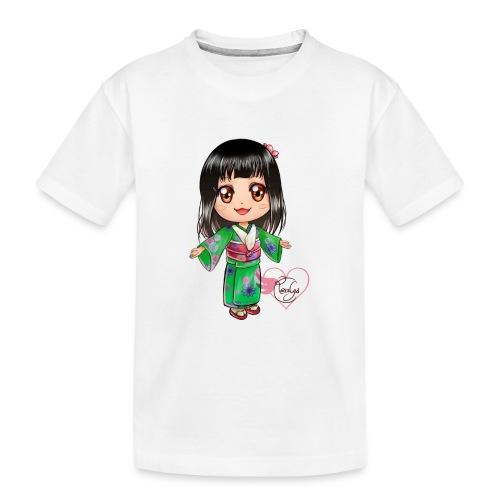 Rosalys crossing - T-shirt bio Premium Ado