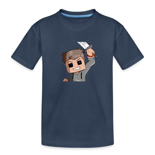 AwaZeK design - T-shirt bio Premium Ado