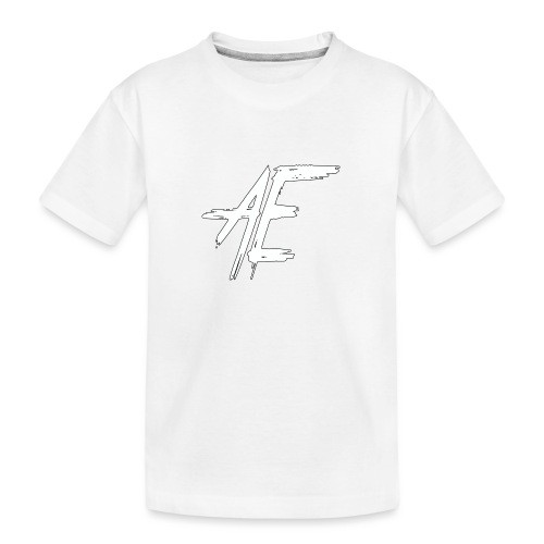 AsenovEren - Teenager premium biologisch T-shirt