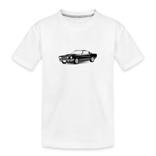 sport auto - Teenager premium biologisch T-shirt