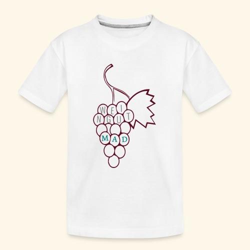 Traube - Teenager Premium Bio T-Shirt