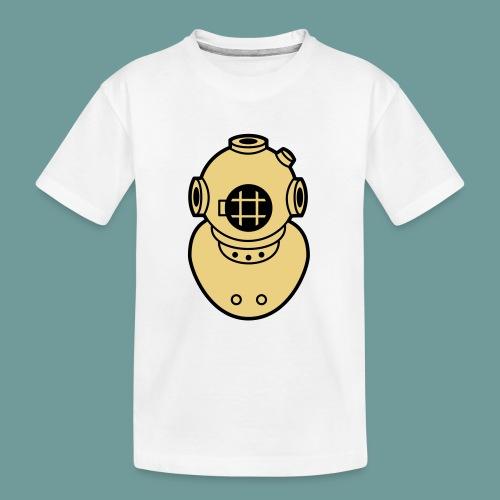 scaph_02 - T-shirt bio Premium Ado