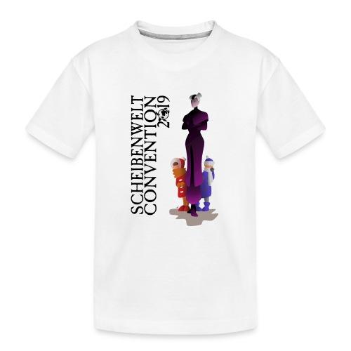 Scheibenwelt Convention 2019 - Susanne Sto Helit - Teenager Premium Bio T-Shirt