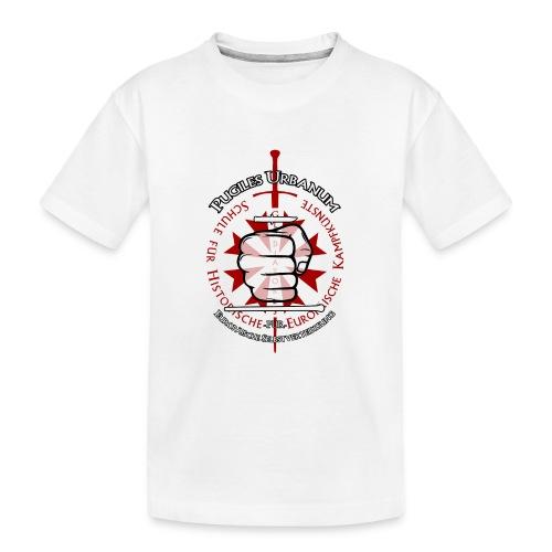 Logo frei PUR mitWa trans - Teenager Premium Bio T-Shirt
