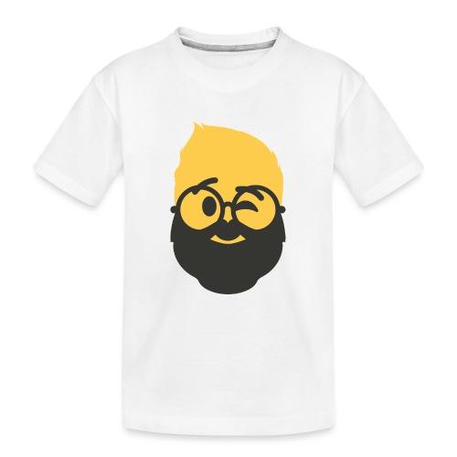 Dougsteins Wink Inverse by Dougsteins - Teenager Premium Organic T-Shirt