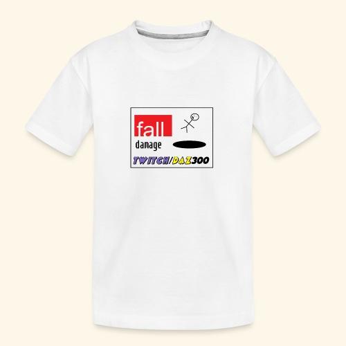 fall2 - Teenager Premium Organic T-Shirt