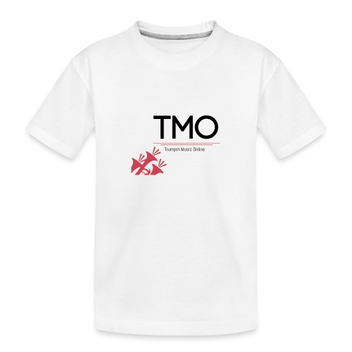TMO Logo - Teenager Premium Organic T-Shirt