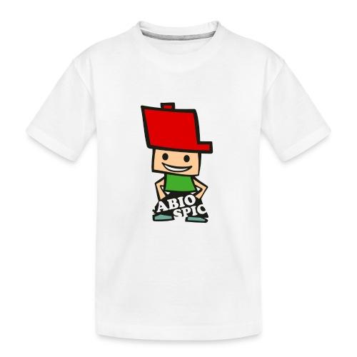 Fabio Spick - Teenager Premium Bio T-Shirt