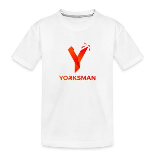 THeOnlyYorksman's Teenage Premium T-Shirt - Teenager Premium Organic T-Shirt