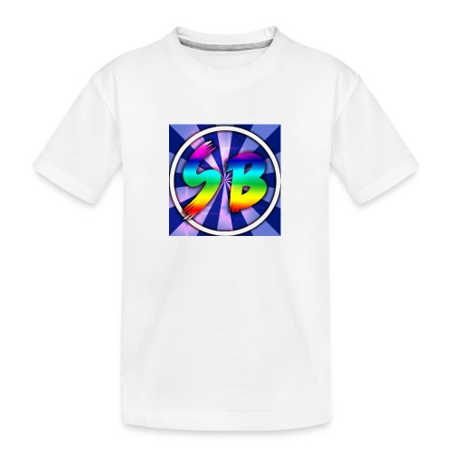 ScooterBros On Yt This Is Our Merch - Teenager Premium Organic T-Shirt