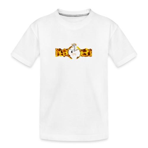 Merch Art - Teenager Premium Organic T-Shirt