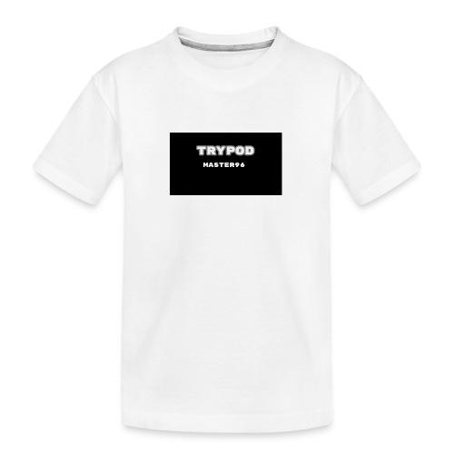 trypod master96 - Teenager Premium Organic T-Shirt