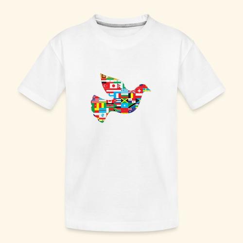 countrys t-shirt - Camiseta orgánica premium adolescente